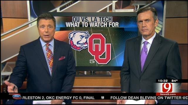 Oklahoma Football: Five Things To Watch For