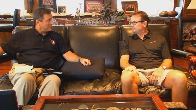 One-On-One With Bob Stoops, Part One