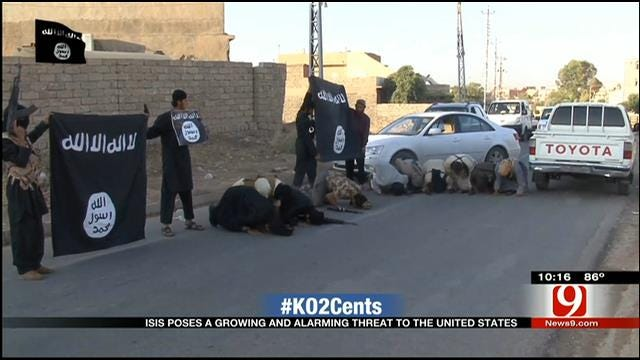My 2 Cents: ISIS Poses Growing Threat To US