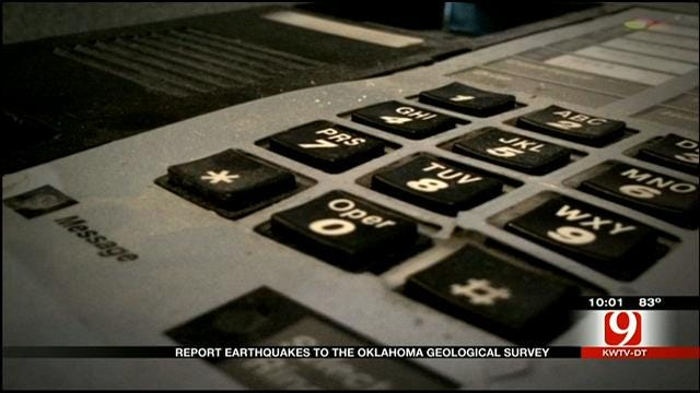 Who To Contact When Earthquakes Strike?
