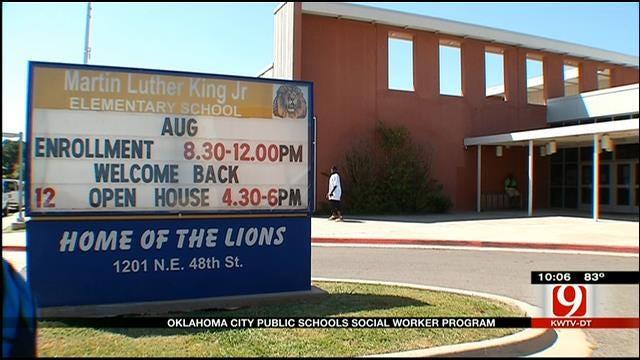 Oklahoma City Public Schools Consider Social Worker Problem