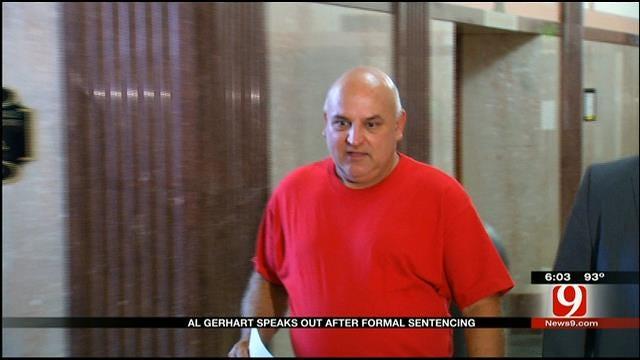 Sooner Tea Party Leader Speaks Out After Blackmail Sentencing