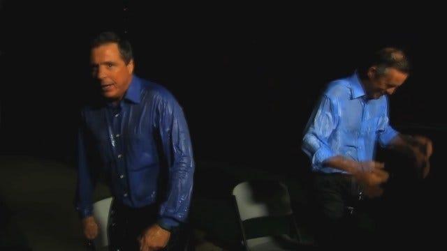 Dean And John Go On Ice