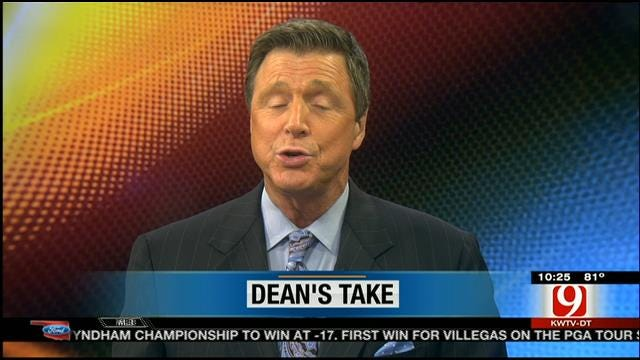 Dean's Take: Jerry Might Be Regretting Passing On Johnny Football