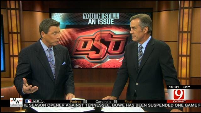 Oklahoma State Wraps Up Camp With Scrimmage