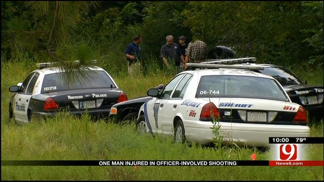 Authorities Investigate Officer-Involved Shooting In Cleveland County