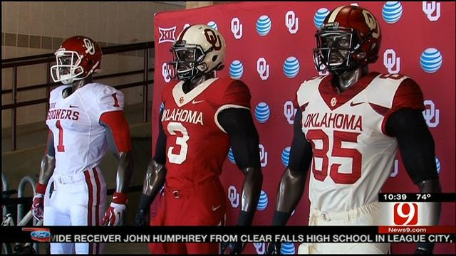 Observations About The Oklahoma Roster