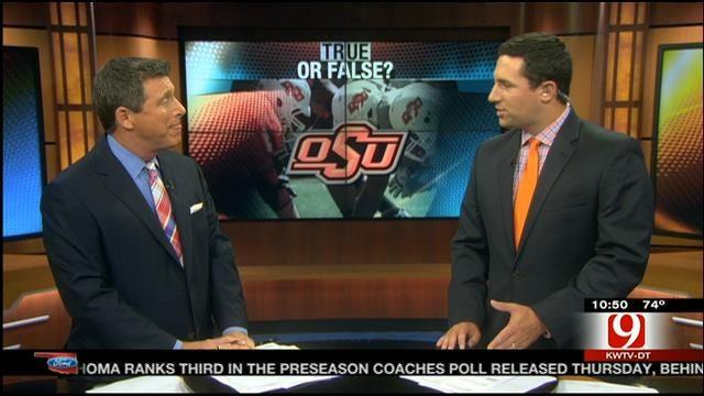 True Or False: College Football Edition