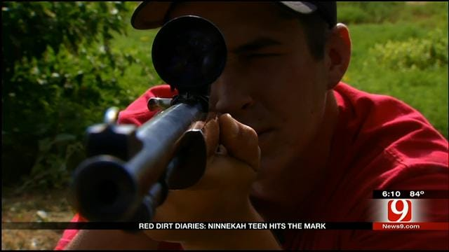 Red Dirt Diaries: Meet An Oklahoma Dead Eye At Just 15