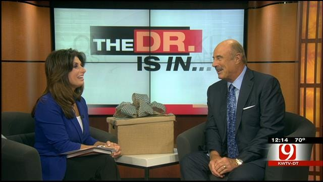 Dr. Phil's Exclusive Interview With News 9