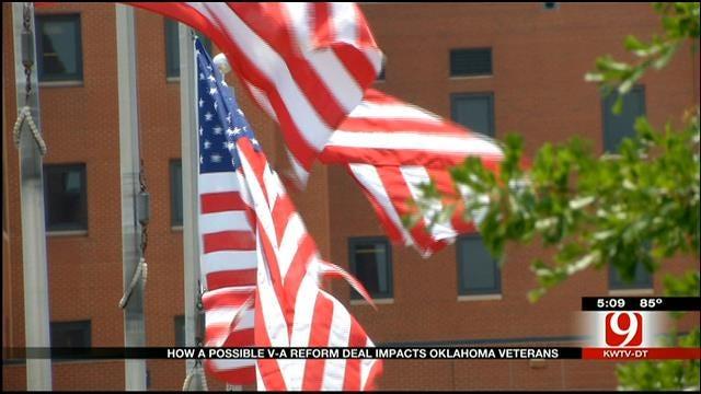 How A Possible VA Reform Deal Impacts Oklahoma Veterans