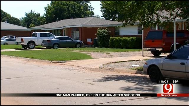 Police Seek Suspect In Del City Shooting
