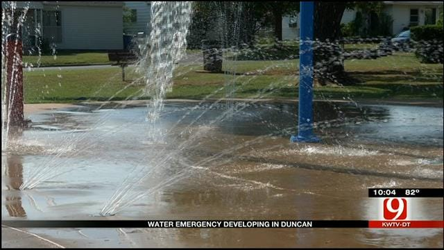Water Restrictions Delay Splash Pad Opening In Duncan