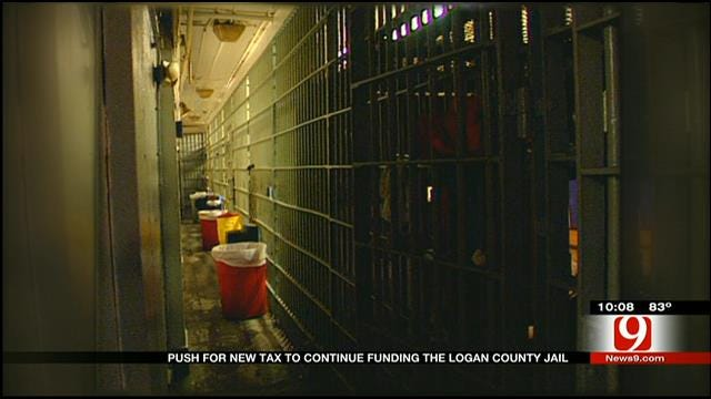 Push For New Tax To Continue Funding Logan County Jail