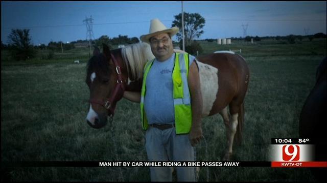 Oklahoma Man Hit By Car While Bike Riding Passes Away