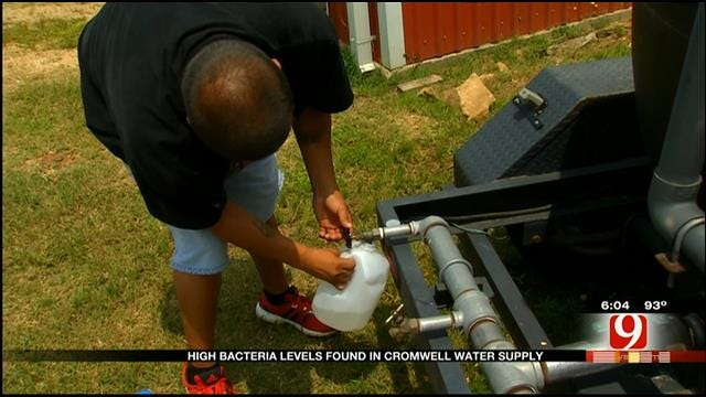 High Bacteria Levels Found In Cromwell Water Supply