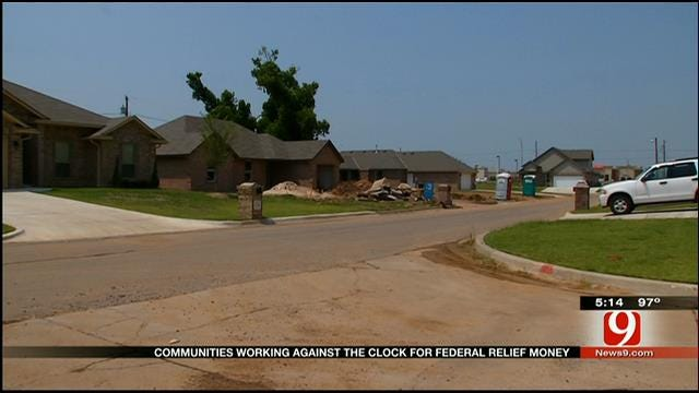 OK Communities Working Against The Clock For Federal Relief Money