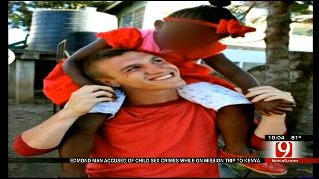 Edmond Man Accused Of Child Crimes While On Mission Trip To Kenya