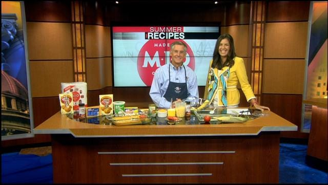 Summer Recipes From Made In Oklahoma