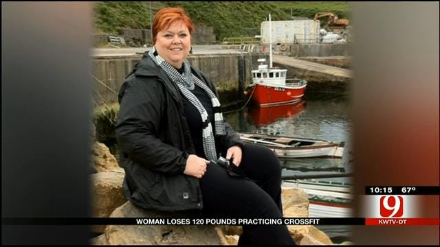 Metro Woman Loses 120 Pounds Practicing CrossFit
