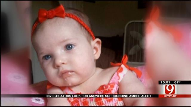 Investigators Look For Answers Surrounding Amber Alert