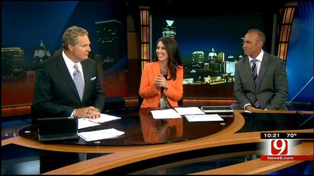 News 9's Amanda Taylor Makes Big Announcement