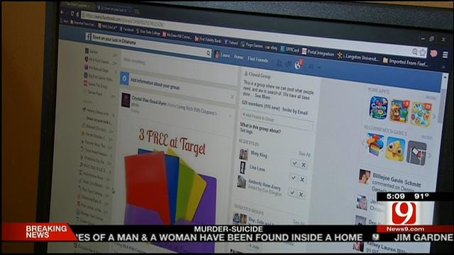 Facebook Page Created To Help 'Down On Their Luck' Oklahomans