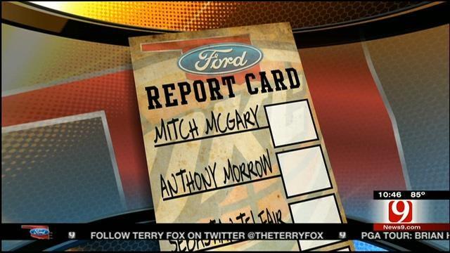 Thunder Offseason Report Card