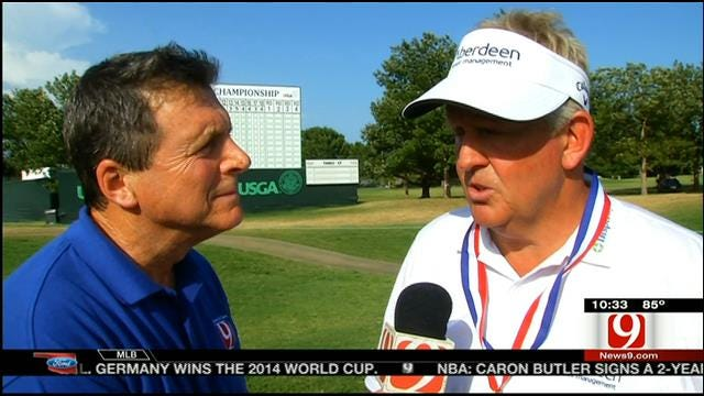 One-On-One With Colin Montgomerie, Plus Catching Up With Oak Tree Gang
