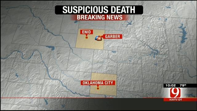 Police Investigate Suspicious Death In Garfield County