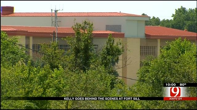 Kelly Ogle Goes Behind The Scenes At Fort Sill
