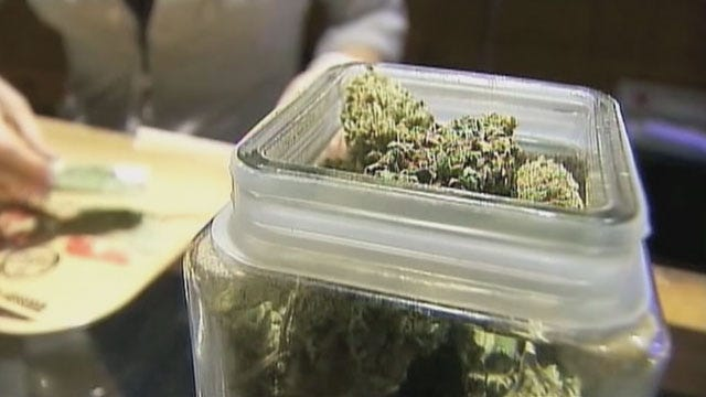 4PM: Oklahomans Push To Legalize The Sale Of Marijuana