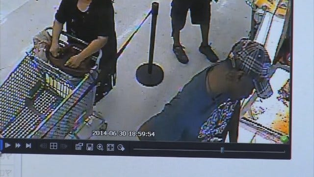 OKC Police Seek Suspect Who Stole Cellphone During Craigslist Transaction