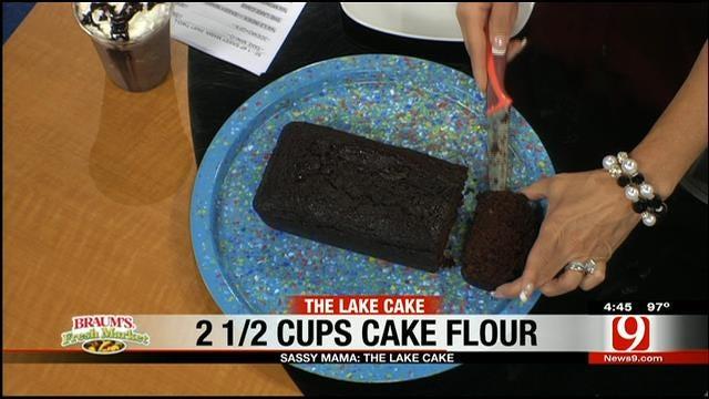 The Lake Cake