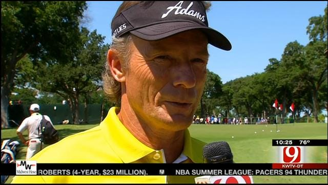 One-On-One With Bernhard Langer