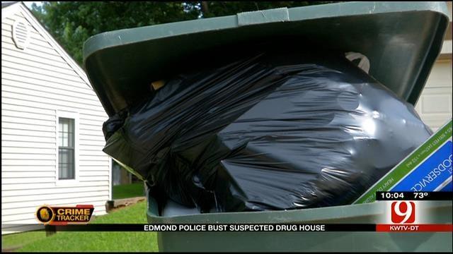Edmond Police Bust Suspected Drug House