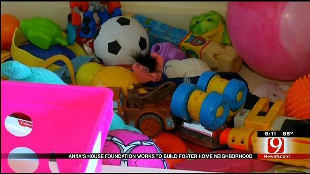 Anna's House Foundation Builds Foster Home Neighborhood