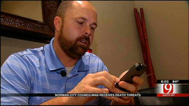 Norman City Council Member Receives Death Threats After PBS Documentary