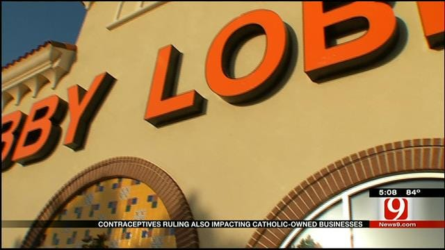 Supreme Court's Hobby Lobby Ruling Impacts Catholic Private Businesses