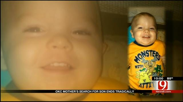 Oklahoma City Mother's Search For Son Ends Tragically In Texas