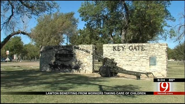 Lawton Businesses Sees Economic Boost From Immigrant Children At Fort Sill