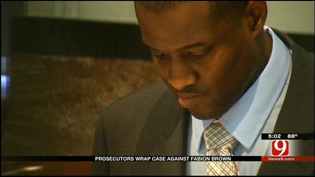 Day 4: Prosecutors Wrap Case Against Fabion Brown