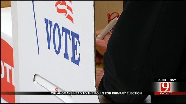 2014 Primary Election Watch Parties In Oklahoma City