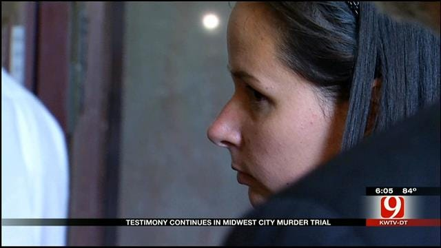 Day 3: Fabion Brown's Girlfriend Tells All On The Witness Stand In Midwest City Murder Trial