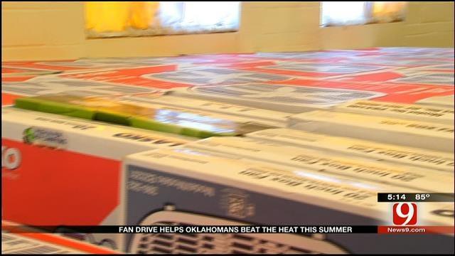 OG&E, Salvation Army Help Oklahomans Battle Summer Heat