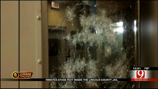 28 Inmates Stage Riot Inside Lincoln County Jail