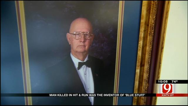 Famous Oklahoma Inventor Killed In Hit & Run In NW OKC
