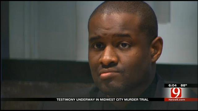 Testimony Underway In Midwest City Murder Trial