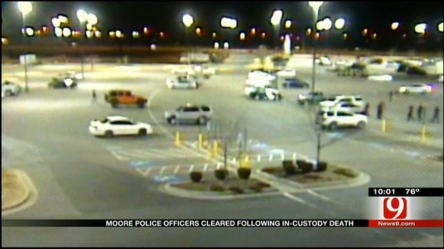 DA: Moore Officers Clear In Death Of Luis Rodriguez