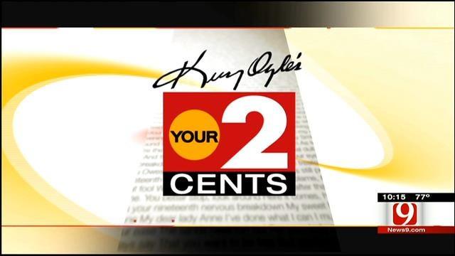 Your 2 Cents: The News 9 U.S. Senate Debate